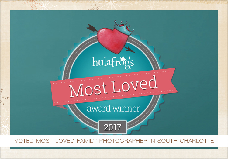 Most Loved Charlotte Family Photographer