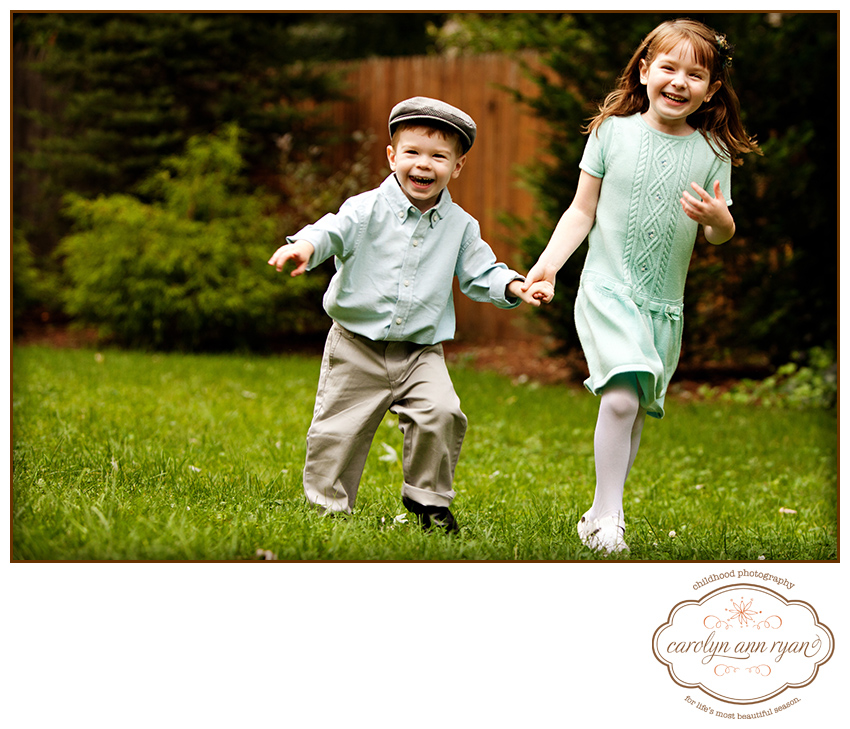 Waxhaw, NC Child Portraits - All Smiles