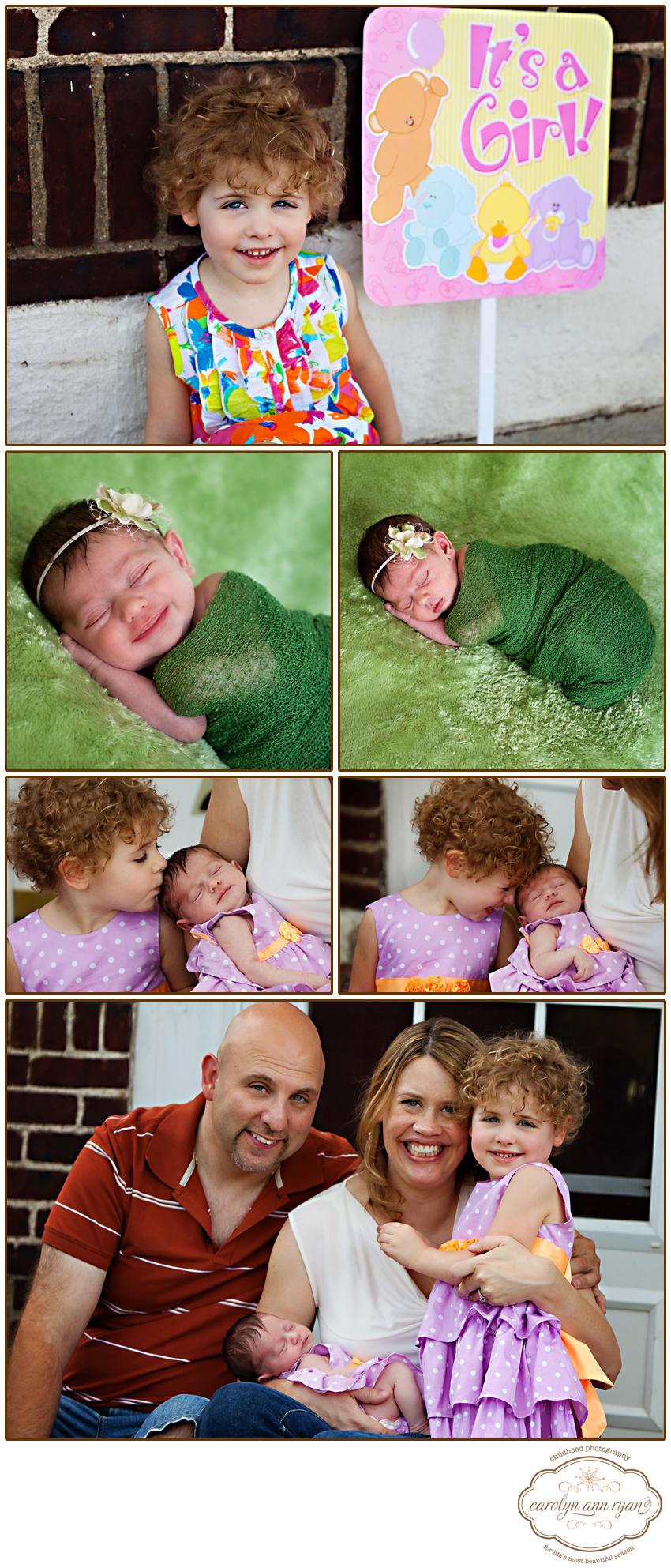 Staten Island Newborn Photographer captures images for baby session
