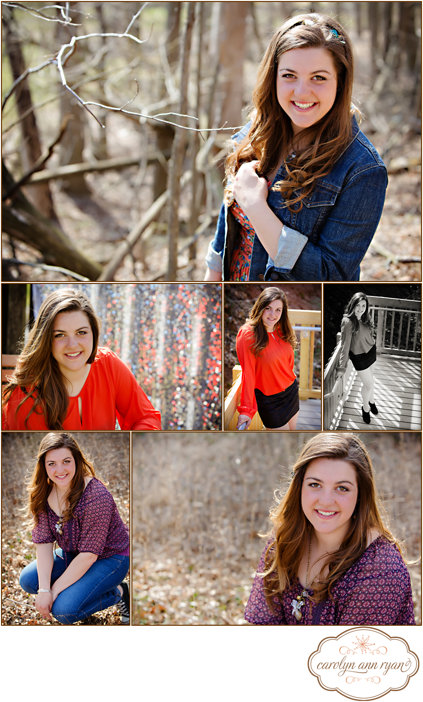 Edison New Jersey Senior Portraits