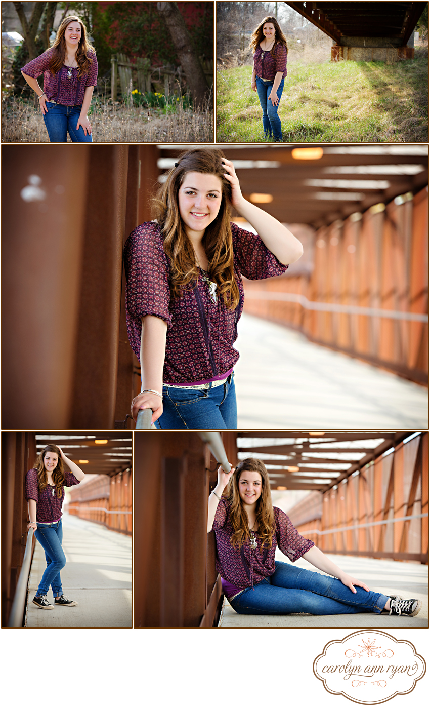 Senior Portrait Ambassador Program Edison NJ Carolyn Ann Ryan Photography