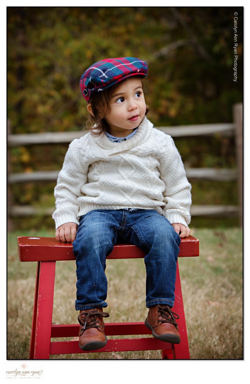 Classic Charlotte NC Childrens Portraits