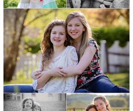 Charlotte NC Family Photograph shares classic sibling portraits for National Siblings Day