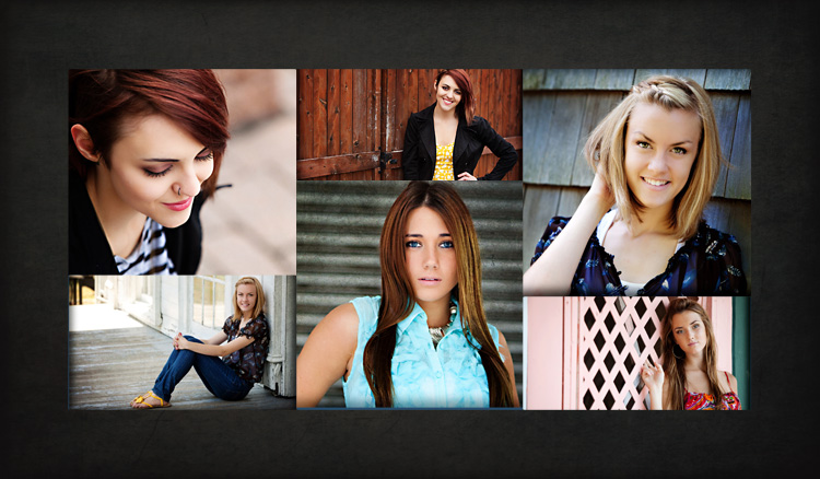 Fanwood, NJ High School Portraits