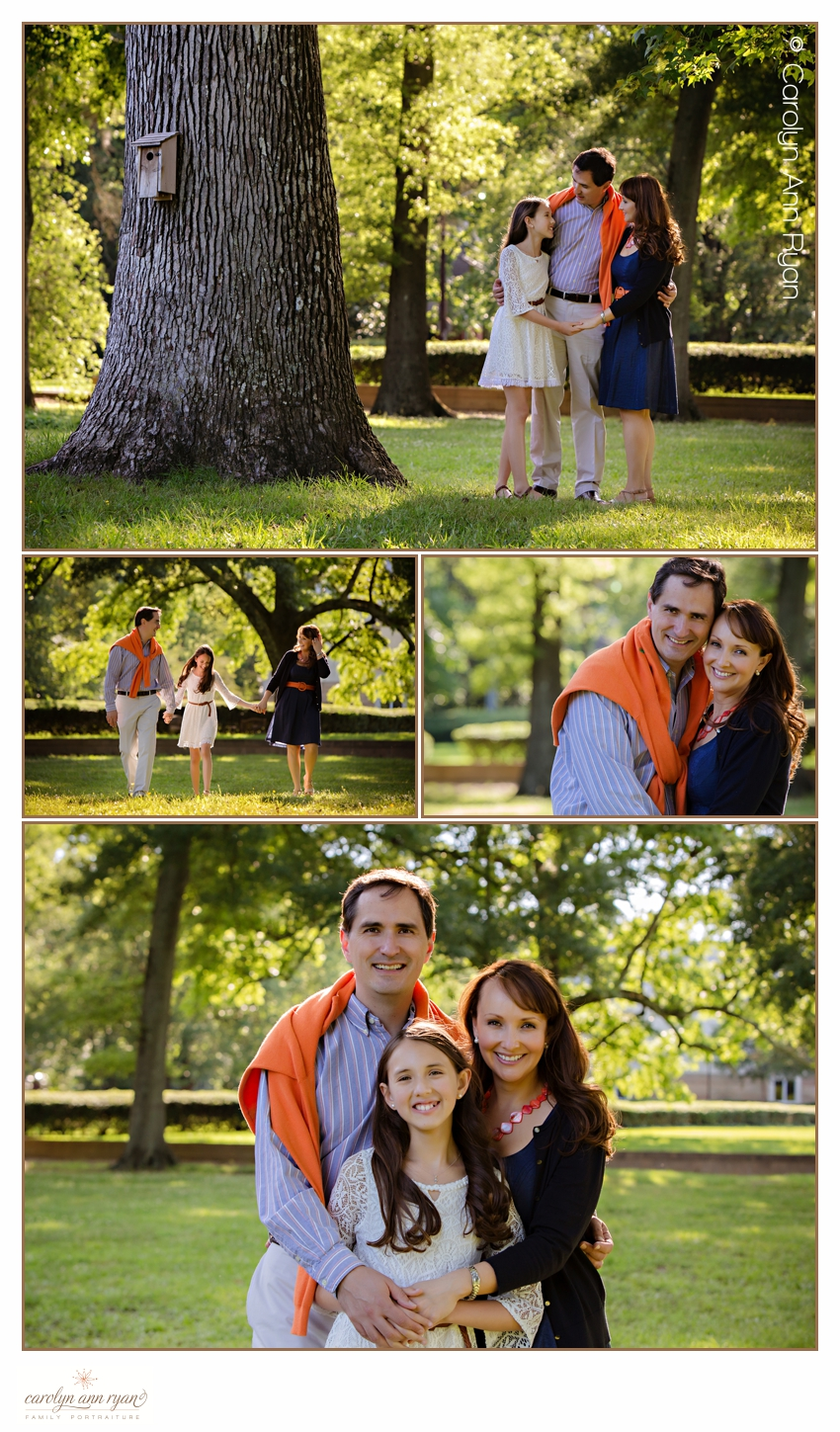 Enchanting South Charlotte Family Photography by Carolyn Ann Ryan