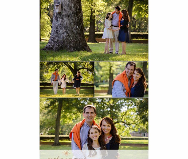 Enchanting South Charlotte Family Portraits by Carolyn Ann Ryan