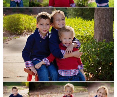 Charlotte Family Photographer has years of experience photographing siblings