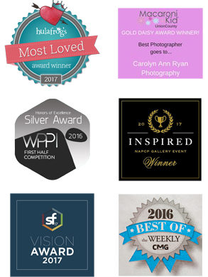 Awards for Charlotte NC Timeless Family Photography