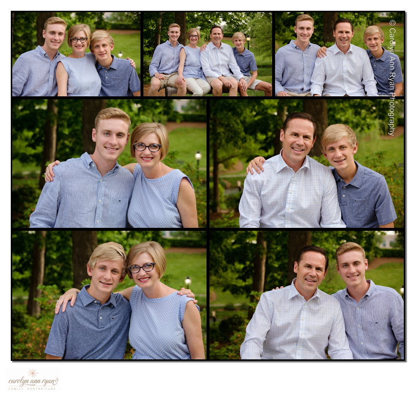 Memorable Charlotte Family Portrait Photography