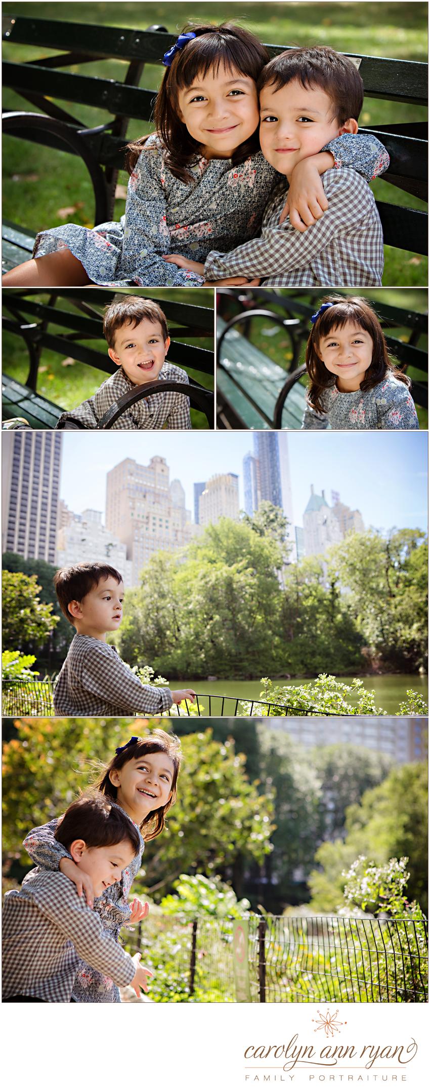 Charlotte Metro Child and Family Photographer Carolyn Ann Ryan