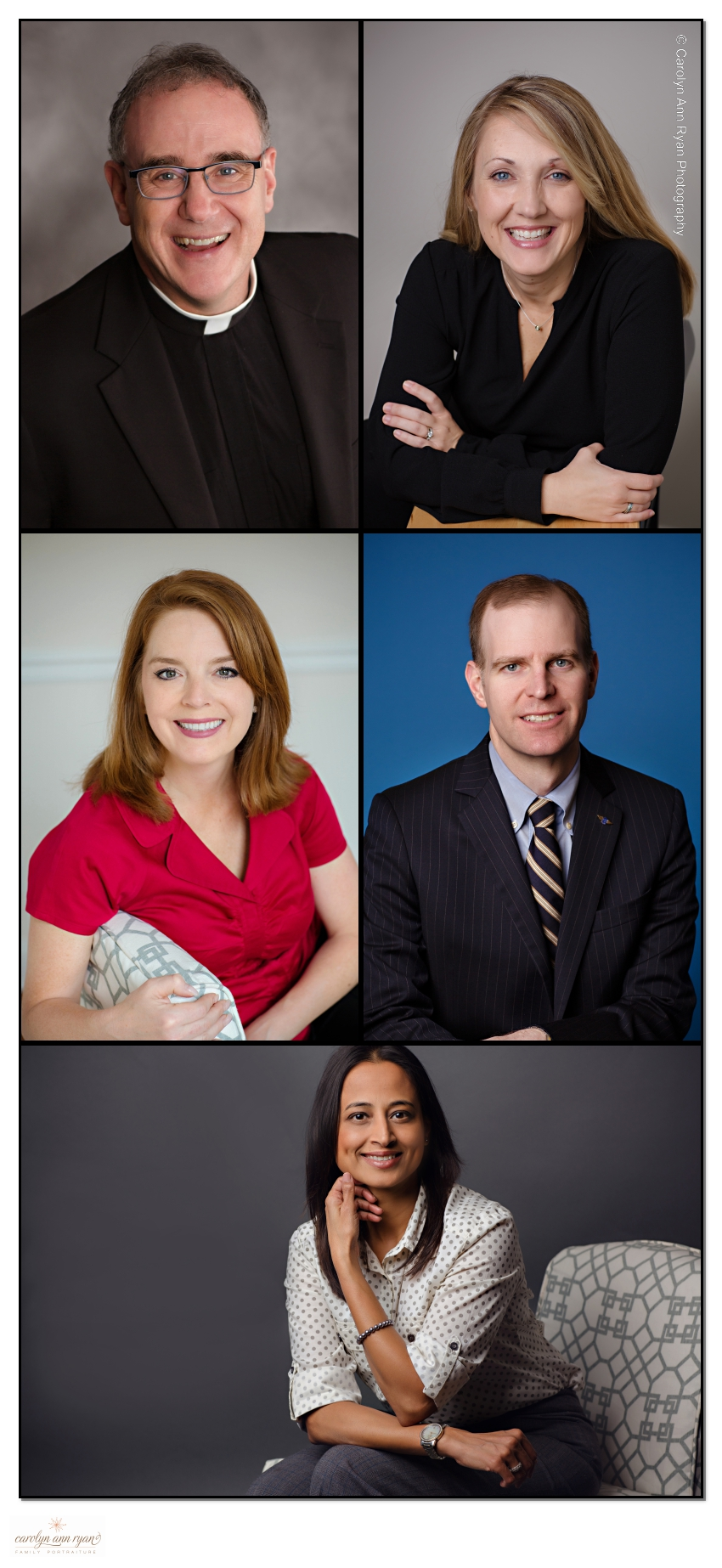 Professional Business Portraits in Charlotte