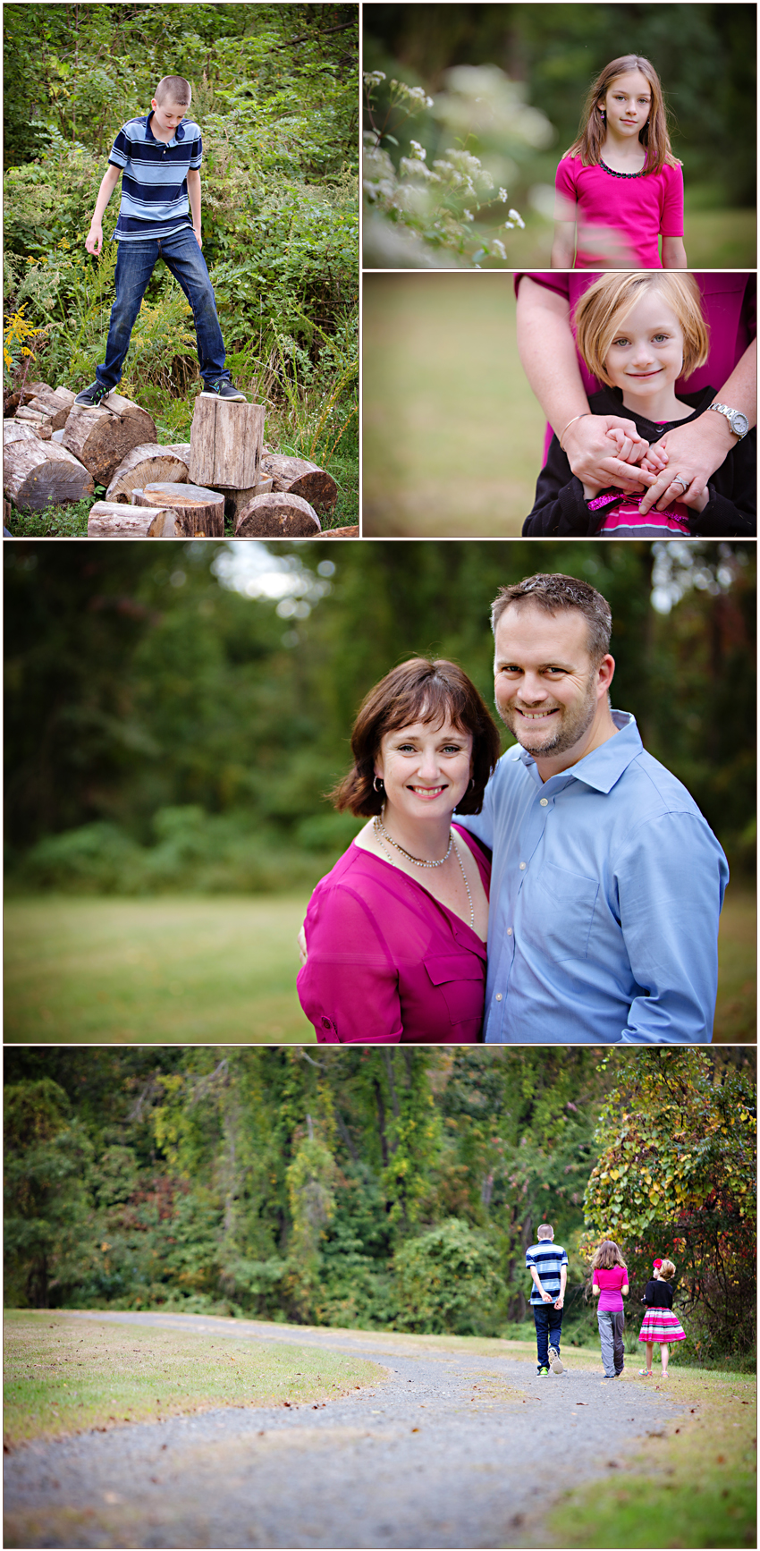 Scotch Plains NJ Family Photographer Autumn Session 4