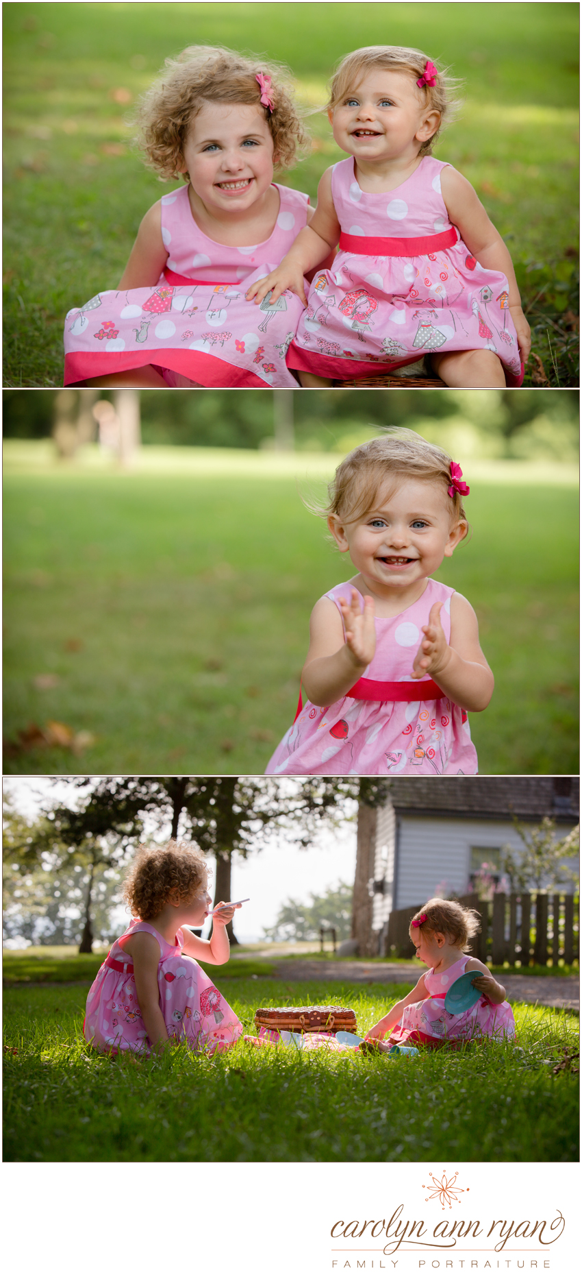 Charlotte Family Photographer Sibling Photos