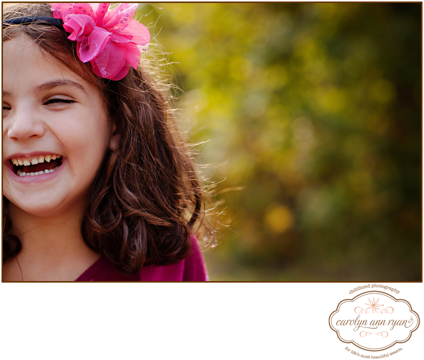 Scotch Plains Child Photographer captures Pure Happiness with adorable giggles