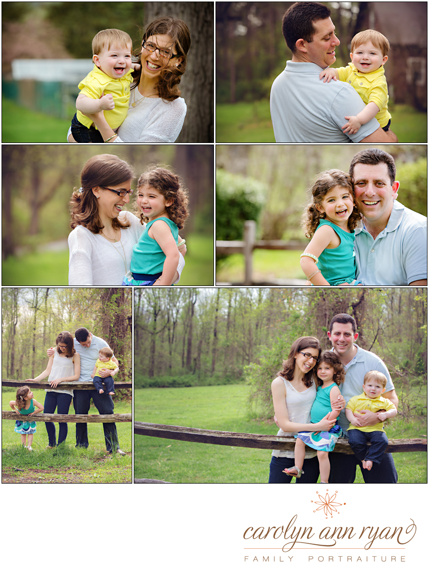 Weddington NC photographer captures family moments