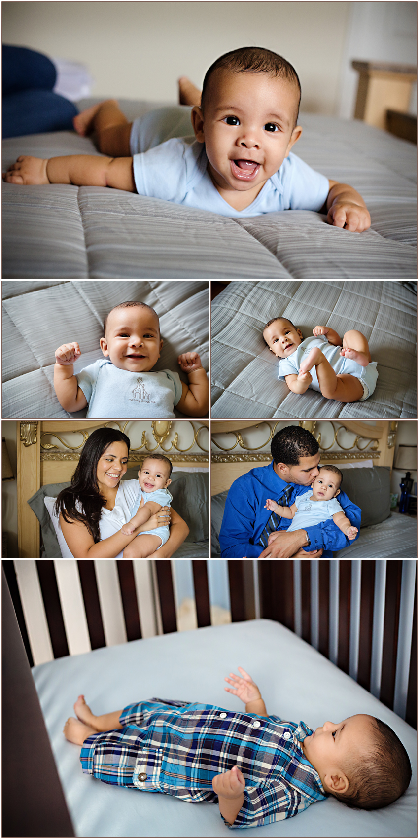Westfield NJ Baby Portrait Session