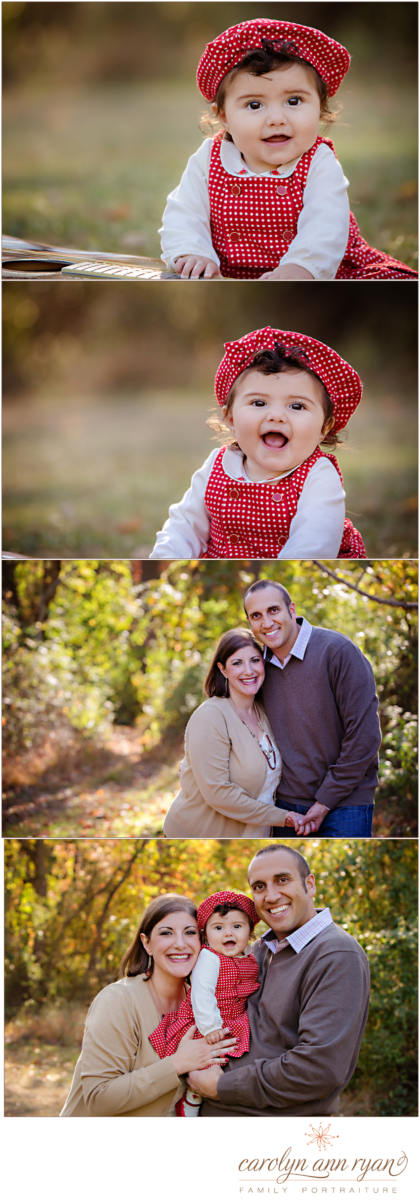 Charlotte, North Carolina Family & Child Photographer