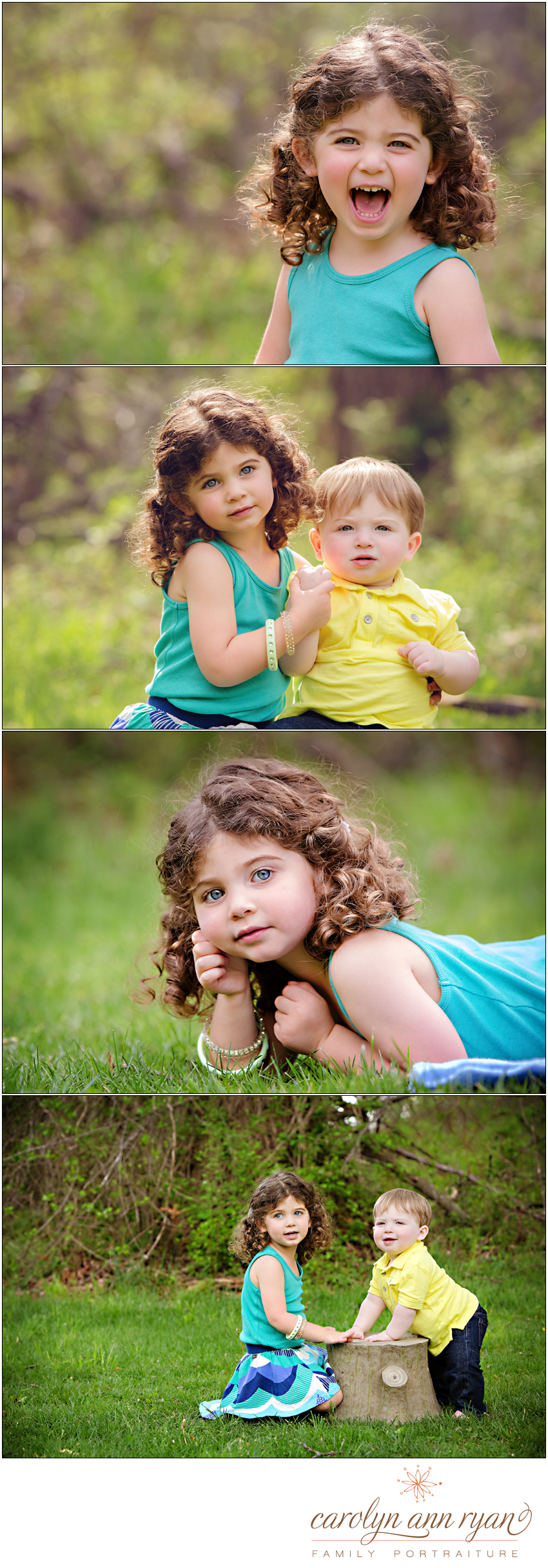 Carolyn Ann Ryan Photography, child and family photographer